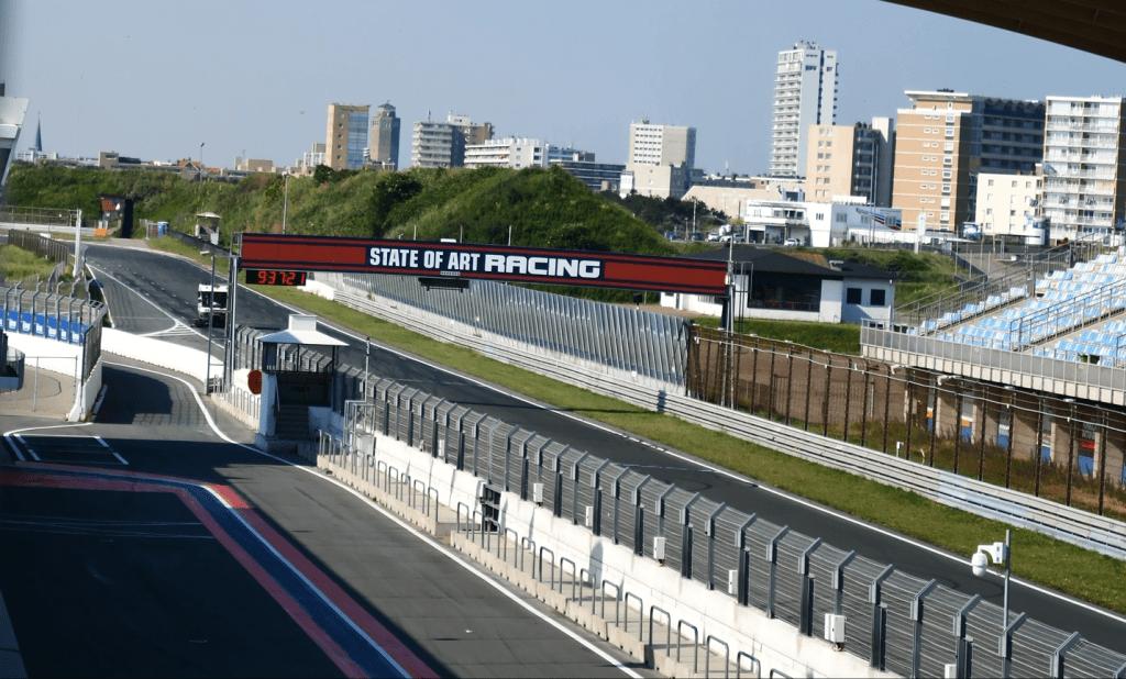 Circuit Zandvoort - Dietz