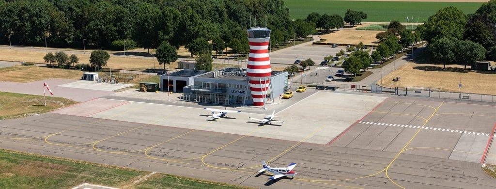 Lelystad airport - Dietz